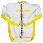 RFX Race Series Rain Jacket - Clear Yellow