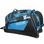 Ogio Big Mouth Wheeled Gear Bag - Hex