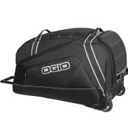 Ogio Big Mouth Wheeled Gear Bag - Stealth
