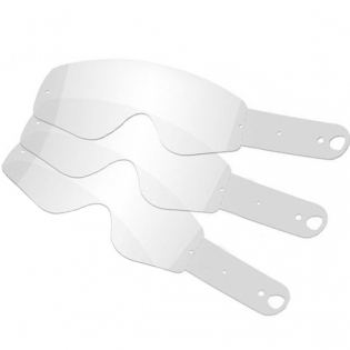 Genuine Dirtbikexpress Oakley Crowbar Tear-Offs **Special**