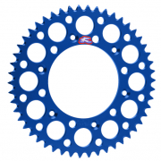 Renthal Rear Ultralight Sprocket Husqvarna - Blue