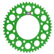 Renthal Rear Ultralight Sprocket Kawasaki - Green