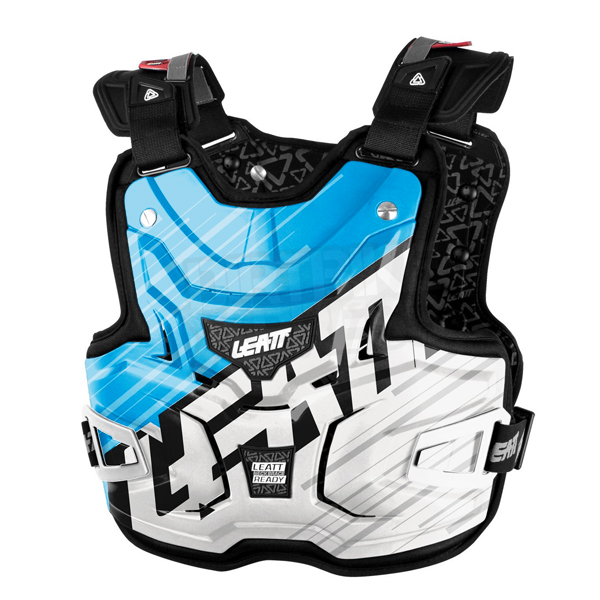 how to wear a motocross chest protector