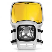 Acerbis Elba Headlight - White