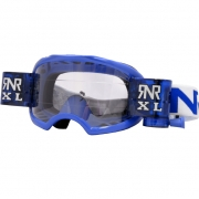 Rip n Roll Colossus XL Roll Off Goggles - Blue