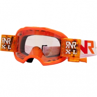 Rip n Roll Colossus XL Roll Off Goggles - Orange