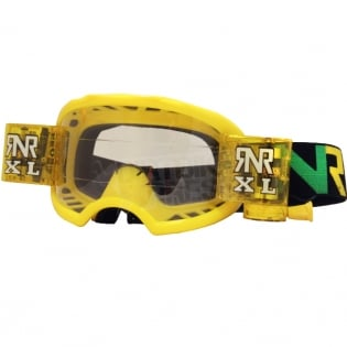Rip n Roll Colossus XL Roll Off Goggles - Yellow