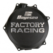 Boyesen Suzuki Clutch Cover - Black