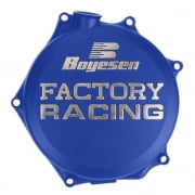 Boyesen Yamaha Clutch Cover - Blue