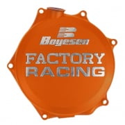 Boyesen KTM Clutch Cover - Orange