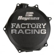 Boyesen Husqvarna Clutch Cover - Black