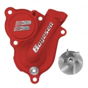 Boyesen Honda SuperCooler Water Pump Kit - Red