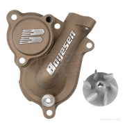 Boyesen Suzuki SuperCooler Water Pump Kit - Magnesium