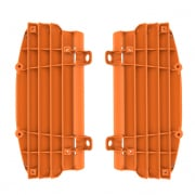 Polisport KTM Radiator Louvres - Orange