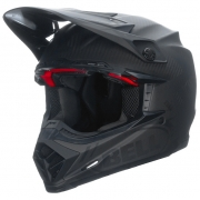 Bell Moto 9 Carbon Flex Helmet - Syndrome Matte Black