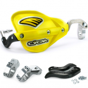 Cycra ProBend CRM Handguards - Yellow