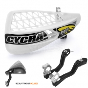 Cycra M2 Recoil Vented Handguards - White