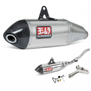 Yoshimura RS4 Stainless System - Honda CRF 250 L 2013-2016