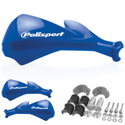 Polisport Sharp Handguards - Blue