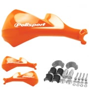 Polisport Sharp Handguards - Orange