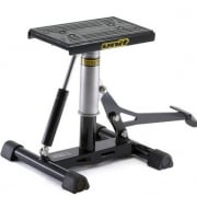 Unit Lift Stand Wide with Damper - Black Silver