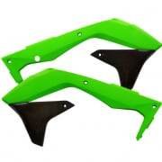 Polisport Kawasaki Rad Scoops - Green