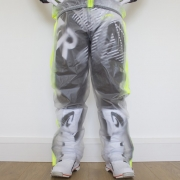 Apico Clear Rain Pants - Clear Yellow
