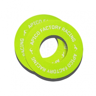 Apico Blister Buster Grip Donuts - Green