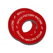 Apico Blister Buster Grip Donuts - Red
