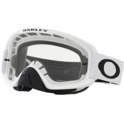 Oakley O Frame 2.0 Goggles - Matte White Clear