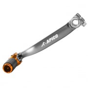 Apico KTM Factory Forged Gear Lever with CNC & Rubber Tip