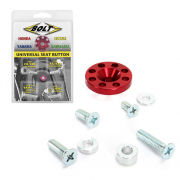 Bolt Hardware Universal Seat Button for Japanese Bikes