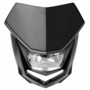 Polisport Halo H4 Headlight - Black