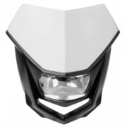 Polisport Halo H4 Headlight - White