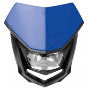 Polisport Halo H4 Headlight - Blue