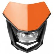 Polisport Halo H4 Headlight - KTM Orange