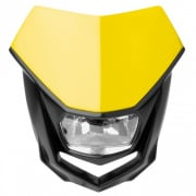 Polisport Halo H4 Headlight - Yellow