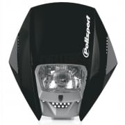 Polisport Exura Headlight - Black