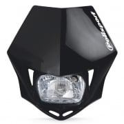 Polisport MMX Headlight - Black