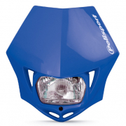 Polisport MMX Headlight - Blue