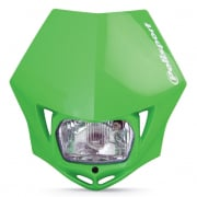 Polisport MMX Headlight - Green