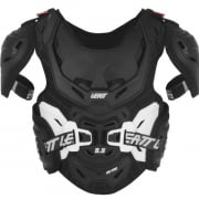 Leatt 5.5 Pro HD Junior Kids Chest Protector - Black