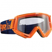 Thor Conquer Goggles - Orange Navy