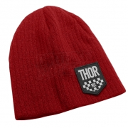 Thor Chex Beanie - Ruby Heather