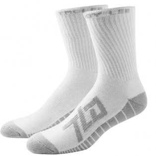 Troy Lee Designs Factory Crew Socks 3 Pack - White