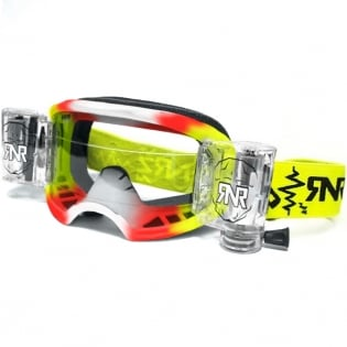 Rip n Roll Colossus WVS Roll Off Goggles - Physco Limited Edition