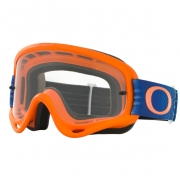 Oakley O Frame Goggles - Shockwave Orange Blue