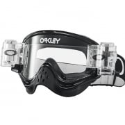 Oakley O Frame Roll Off Goggles - Jet Black