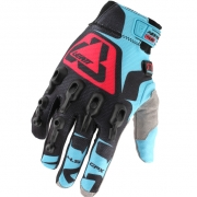 Leatt GPX 4.5 Lite Gloves - Black Blue Red