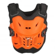 Leatt 2.5 Kids Chest Protector - Orange White